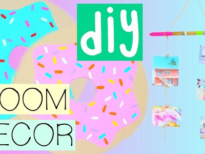 DIY Room Decor for Summer!!