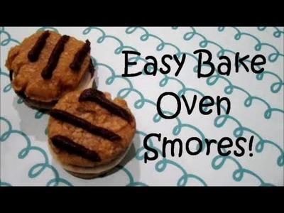 Easy Bake Oven Smores!