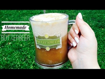 Homemade Butterbeer | Harry Potter