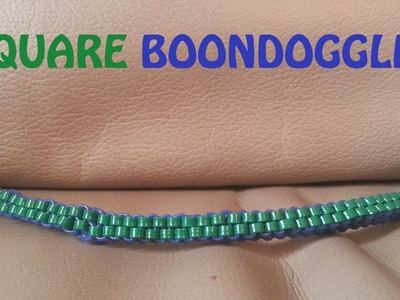How to Do the Square (Box) Boondoggle