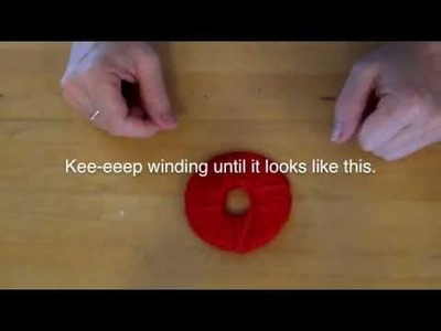 How To Make A Pompom Sea Anenome