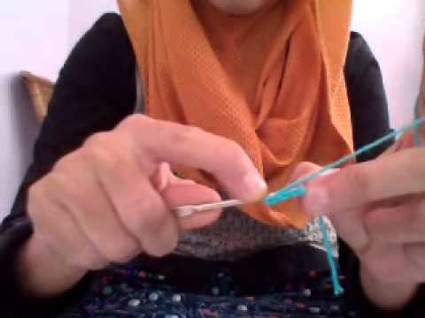 How to make magic ring for amigurumi