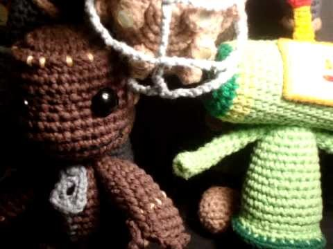 Nerdigurumi - Call for videogame themed amigurumi pattern requests