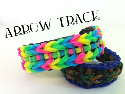 NEW Arrow Track bracelet on the Monster Tail