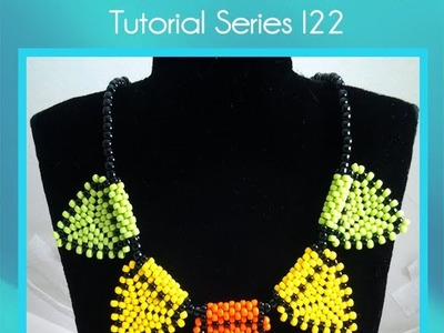 Preview of Fiesta Banderitas necklace Jewelry Making Tutorial