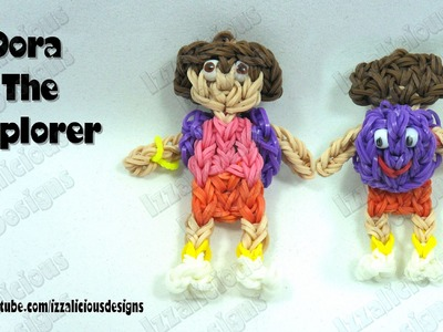 Rainbow Loom - Dora The Explorer Action Figure.Doll.Charm