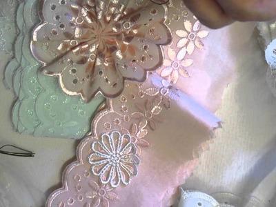 Stunning Shabby Chic Wedding Flowers - jenning644