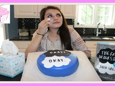 The Fault in Our Stars Cake -NTT