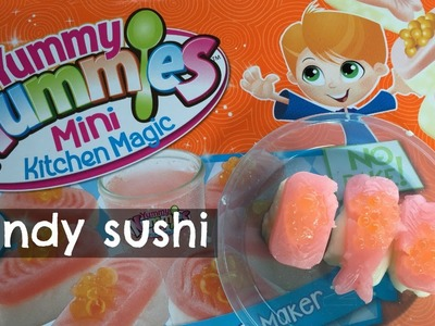 Yummie Nummies Candy Sushi Surprise Maker - Whatcha Eating? #185