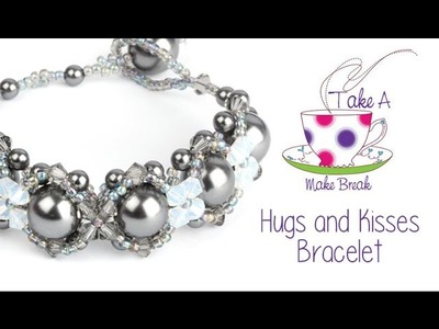 Hugs and Kisses Bracelet | Take a Make Break with Sarah Millsop