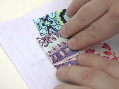 Learn How To Use Paper Piecing when Quilting