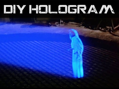 DIY Hologram For Your Phone | How To!