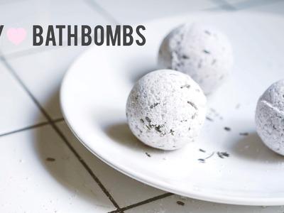 DIY ❤ LUSH BATH BOMB