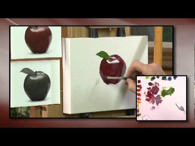 Free painting lesson from Brian Neher