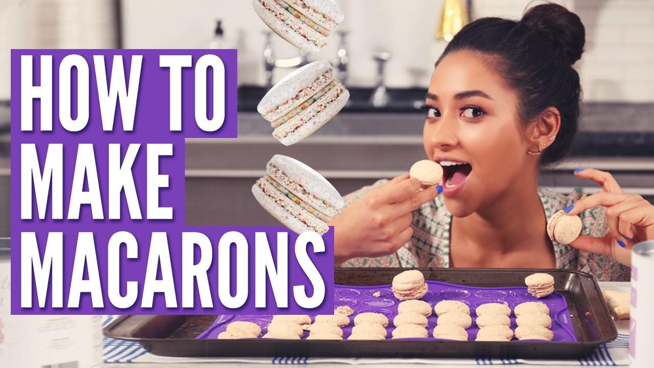 How To Make Macarons w. Dana's Bakery | Shay's Kitchen