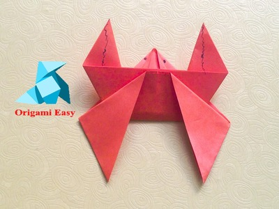 Origami Easy Crab Origami Easy For Beginners