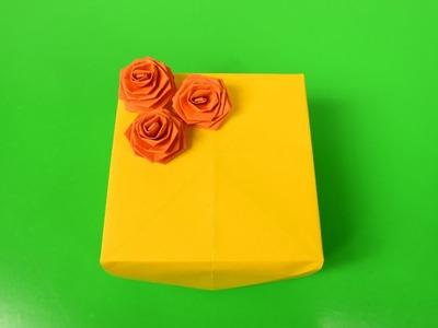 Quilling Rose Origami