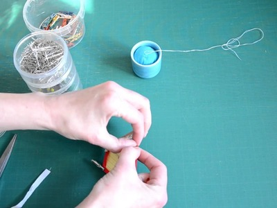 Sewing Hexagons - the easy way
