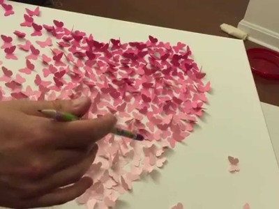 Silhouette butterfly heart tutorial