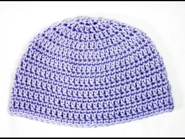 Super Easy Baby Beanie Free Pattern Workshop