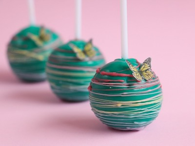 Cake Pop Hack: Crack Proof Cake Pop Tutorial