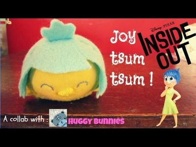 DIY Joy Tsum Tsum (Collab with Huggy Bunnies!)