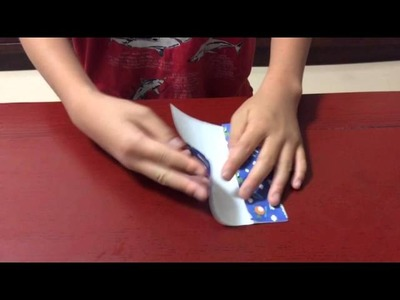How to make an origami battleship