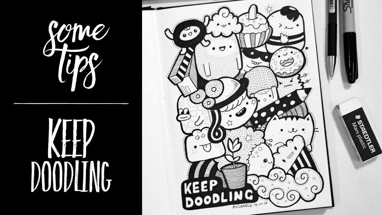 Keep Doodling [Doodle Tips]