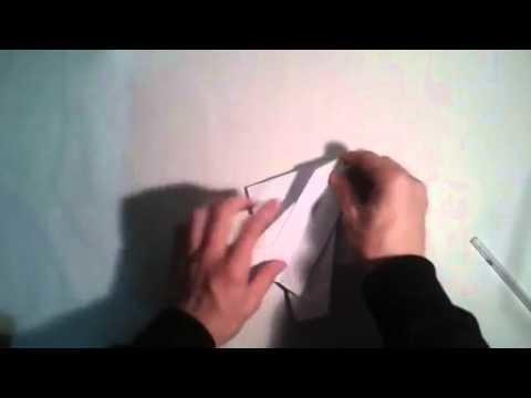 Origami  How to make an origami bird     [Origami - Papiroflexia]