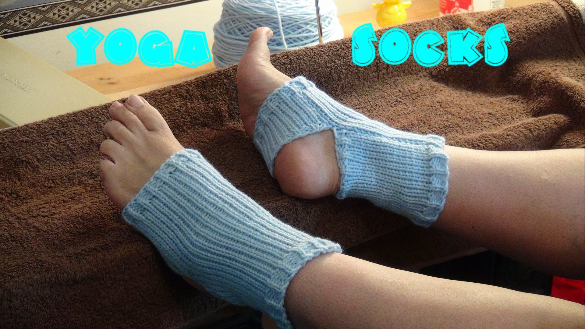 Yoga or Boot Socks