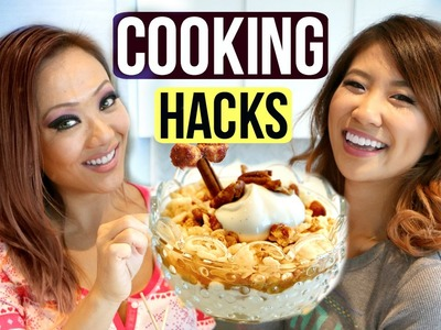 10 Life Hacks for Holiday Cooking! w. Chef Kat Fang