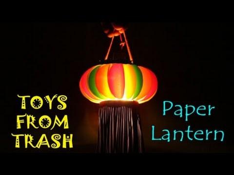 Paper lantern | English