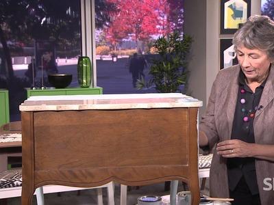 Decorative Paint Legend Annie Sloan Part 2