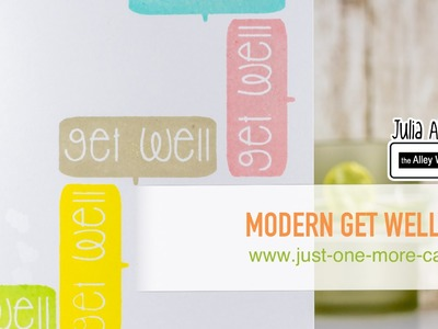 Get Well Card: Quick and Easy