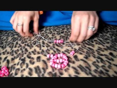 Gifts Kandi Ladder Cube Bracelet Tutorial