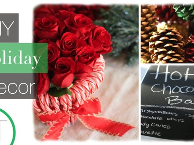 Holiday DIY Decor Ideas