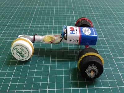 How to Make a Simple Electric Car - Easy Tutorials
