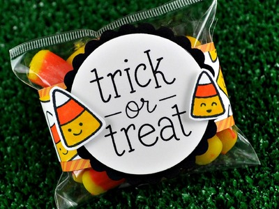 Intro to Trick or Treat + a treat bag from start to finish