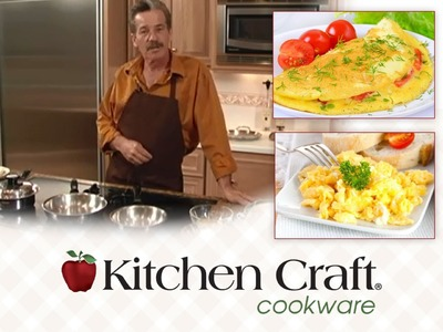 Kitchen Craft Cookware - Cooking eggs