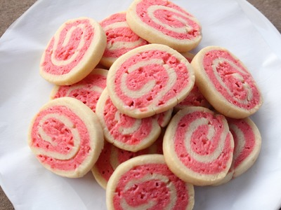 Peppermint Pinwheel Cookies Recipe | sweetco0kiepie