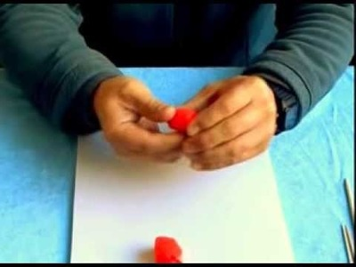 Play Dough Creations: Make Vegetable & Fruits -- Colourful Pepper Craft