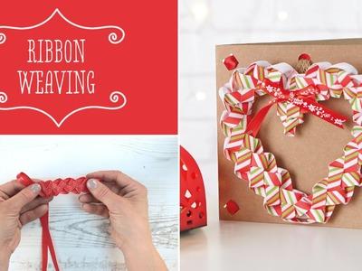 Ribbon Weaving Tutorial   Craft Techniques