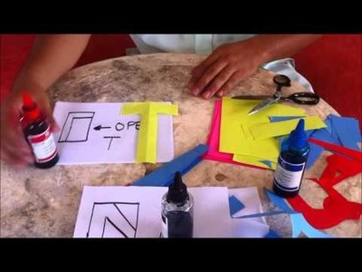 Step by Step A-Z Letter Cutting (Frank)