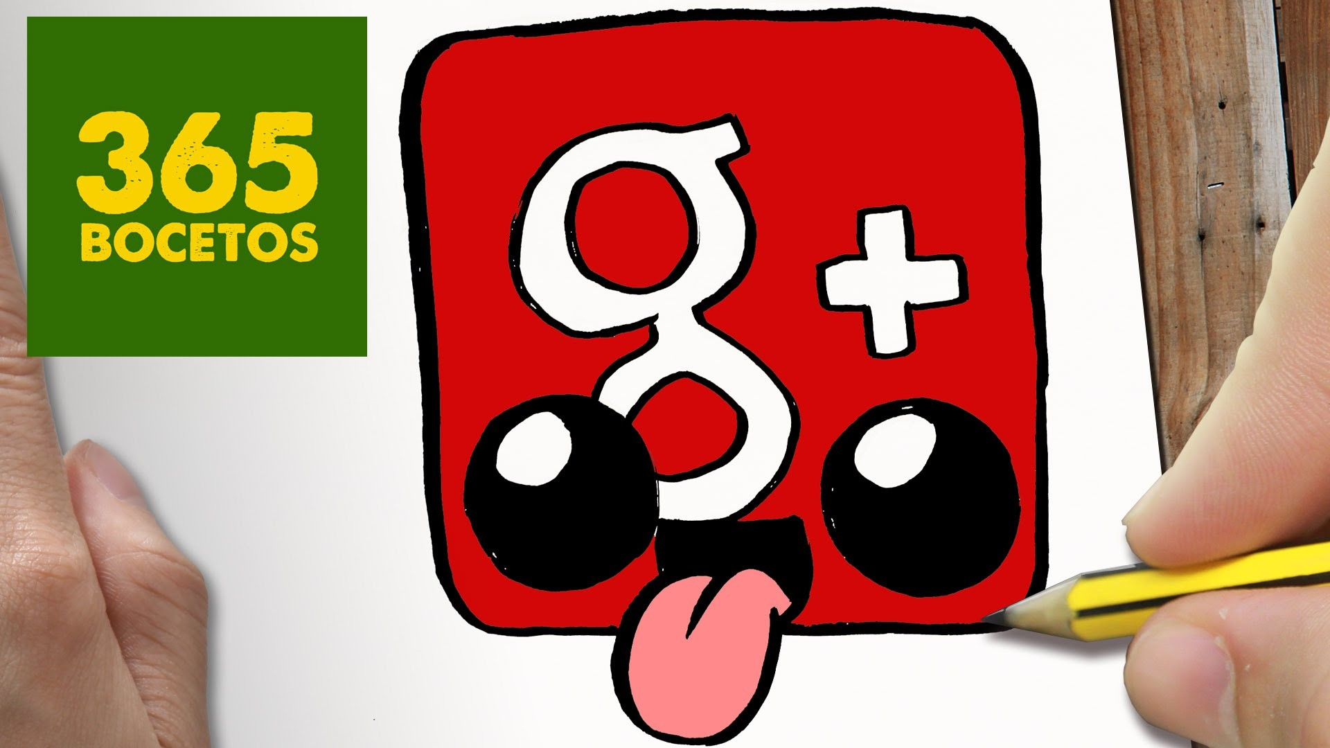Como Dibujar Logo Google Kawaii Paso A Paso Dibujos