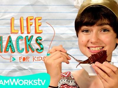 Feather Hacks | LIFE HACKS FOR KIDS