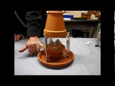 Flower Pot Heater Overview.