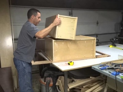 How To Build Your Own Kitchen Cabinets: Part 3