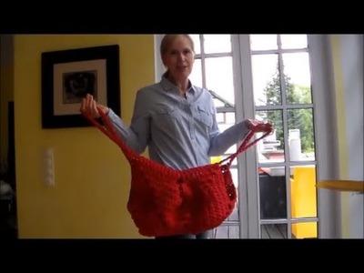 How to fashion - Häkelnetz, Einkaufsnetz