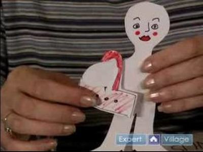 How to Make Paper Dolls : Paper Dolls: How to Make Purses for Paper Dolls