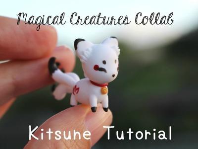 Kitsune Tutorial! Magical Creatures Collab ❤